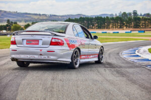 V8 Hot Laps Half and Full Day Experiences